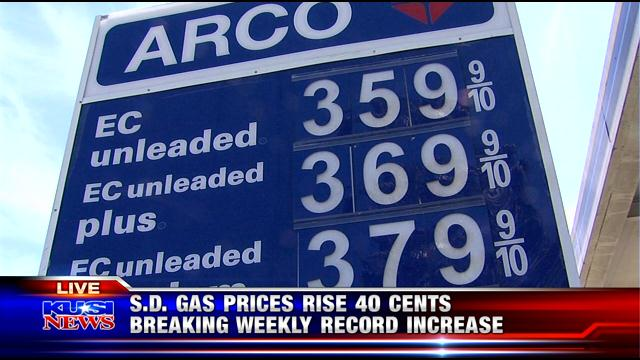 Gas Prices San Diego >> San Diego Gas Prices Rise For 16th Consecutive Day