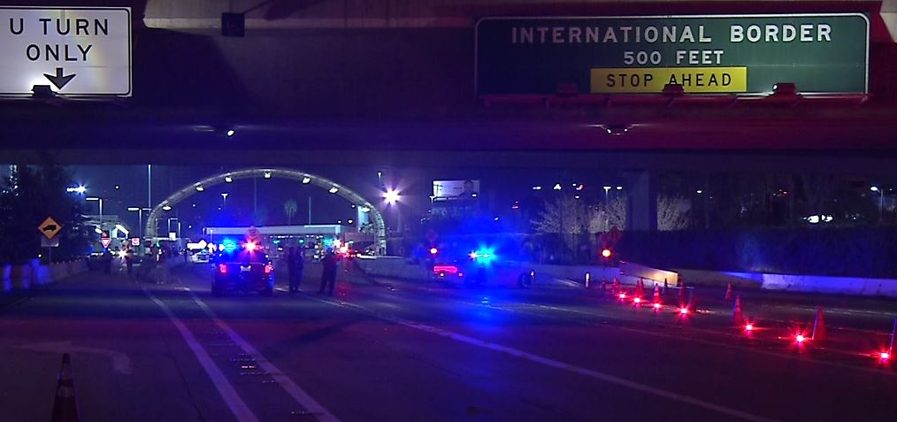 Fatal motorcyclist death near US-Mexico border
