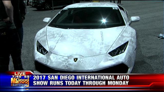 San Diego International Auto Show Tickets Info And More - San diego international car show