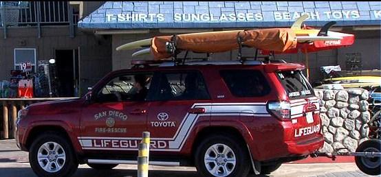 Woman dies following 40 minute rescue effort at Ocean Beach