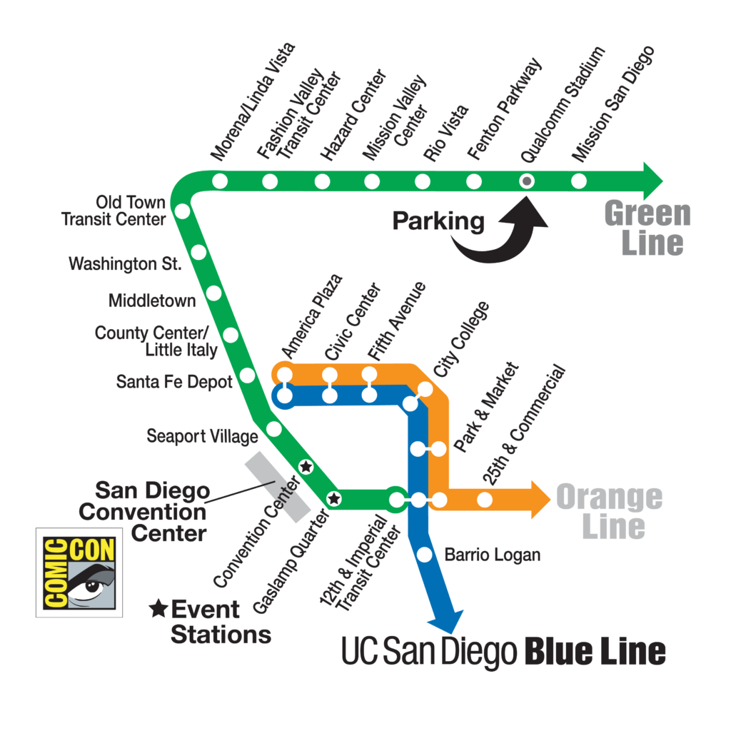 MTS extends trolley service for Comic-Con 2017