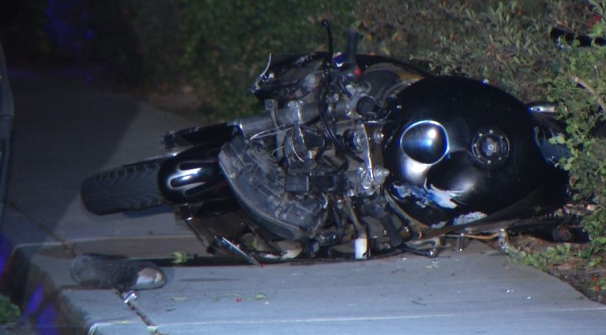Police Investigating Cause Of Deadly Motorcycle Crash In Mira Mesa