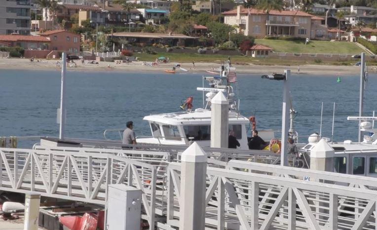 Body found in San Diego Bay near Coronado Bridge