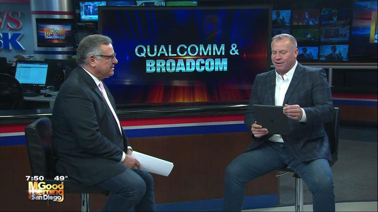 Qualcomm Broadcom merger update -