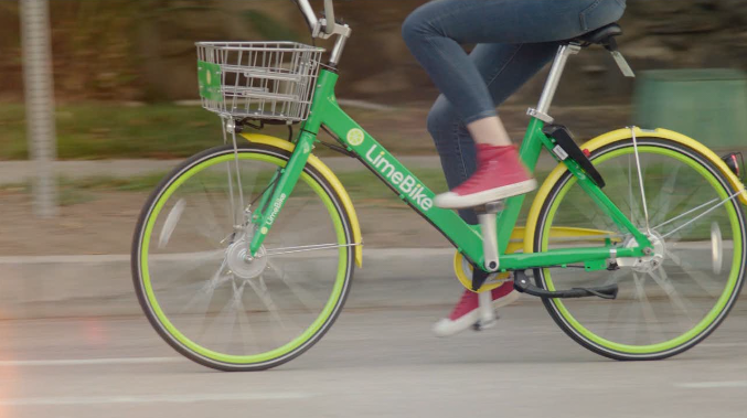 Limebike responds to dockless bike controversy -