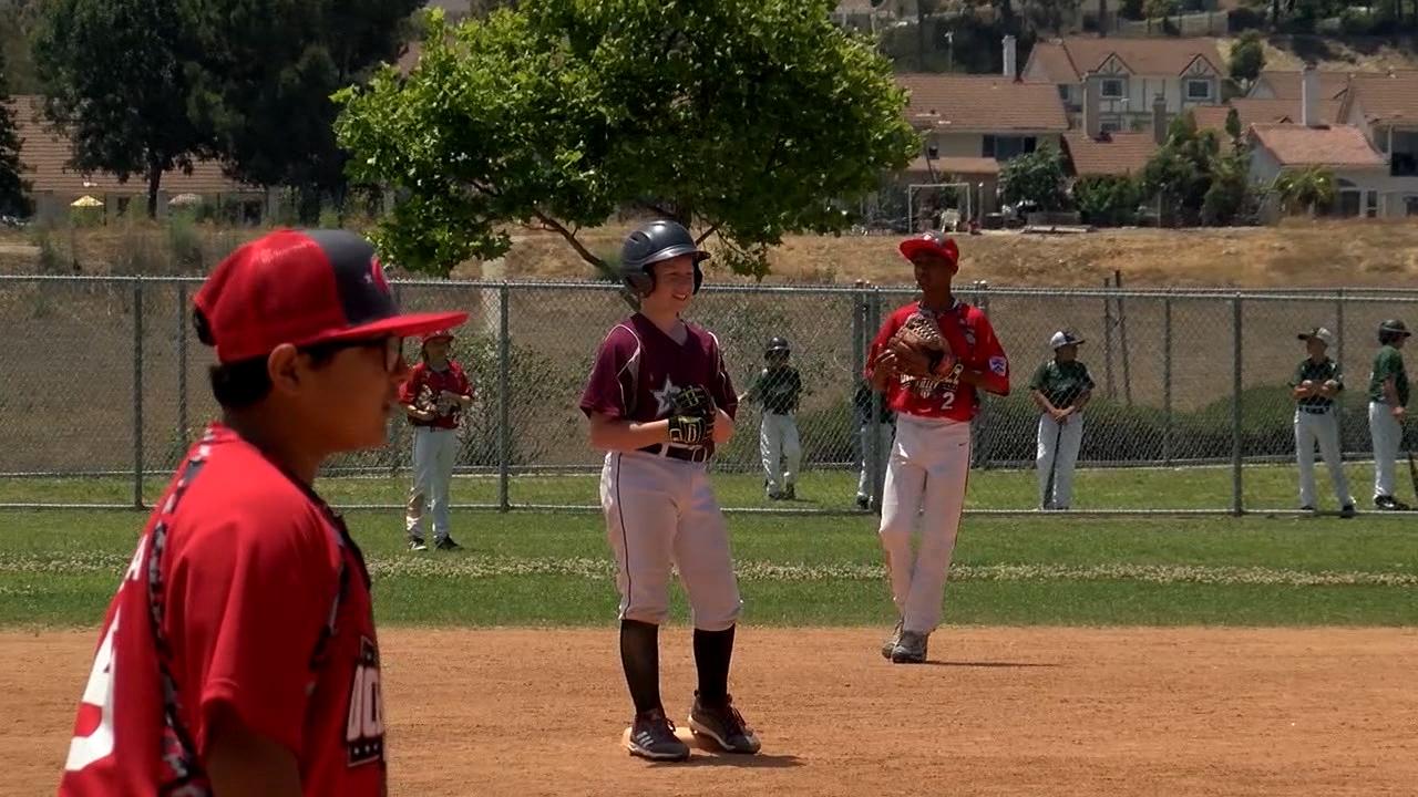 6/24/18 Little League: Rancho Buena Vista 6, Oceanside Valley 5 -
