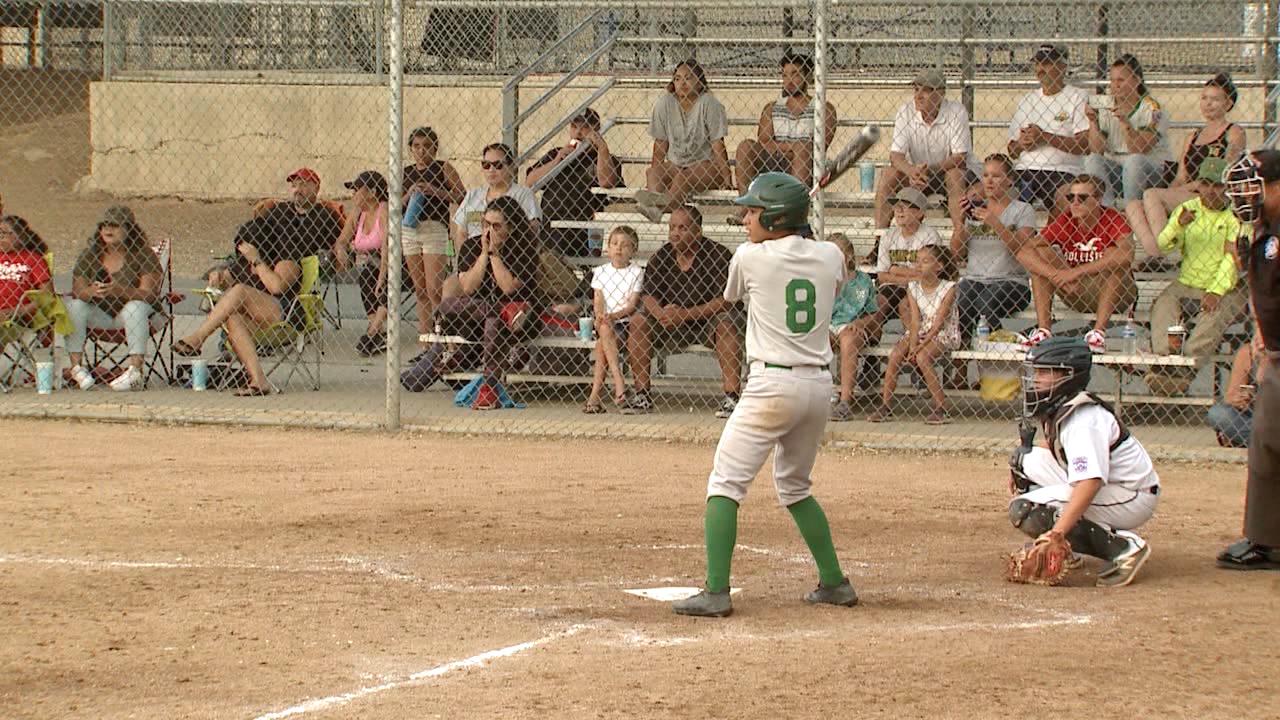 7/11/18 Junior Baseball: Lemon Grove 4, Rancho San Diego 3 -