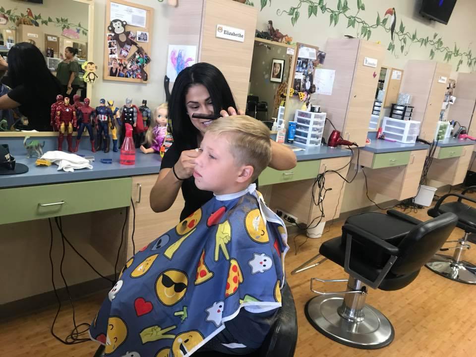 Family Business Kids Hair Salon