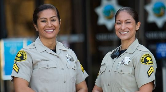 San Diego Sheriff's Department is hiring
