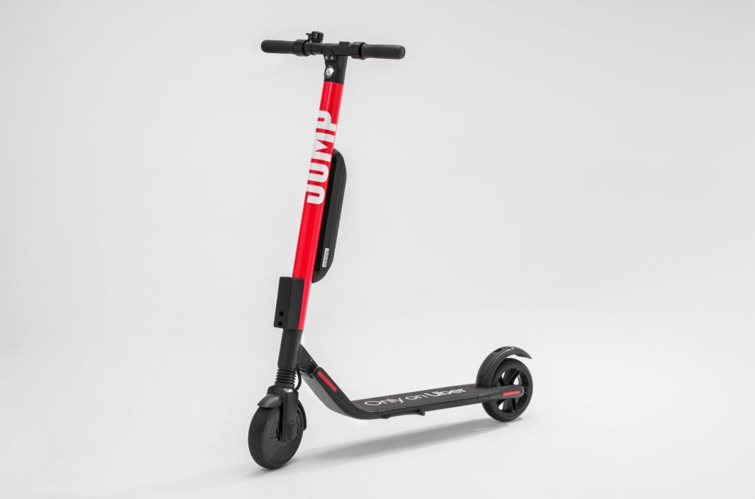 uber launches jump scooters in san diego. Black Bedroom Furniture Sets. Home Design Ideas