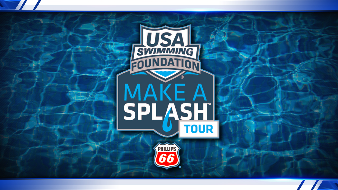 USA Swim Foundation promotes water safety in San Diego -