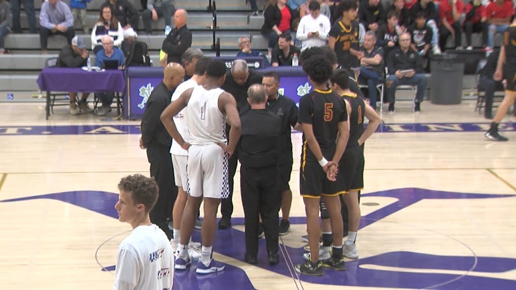 2/26/20 Boys Basketball: Torrey Pines 56, St. Augustine 54