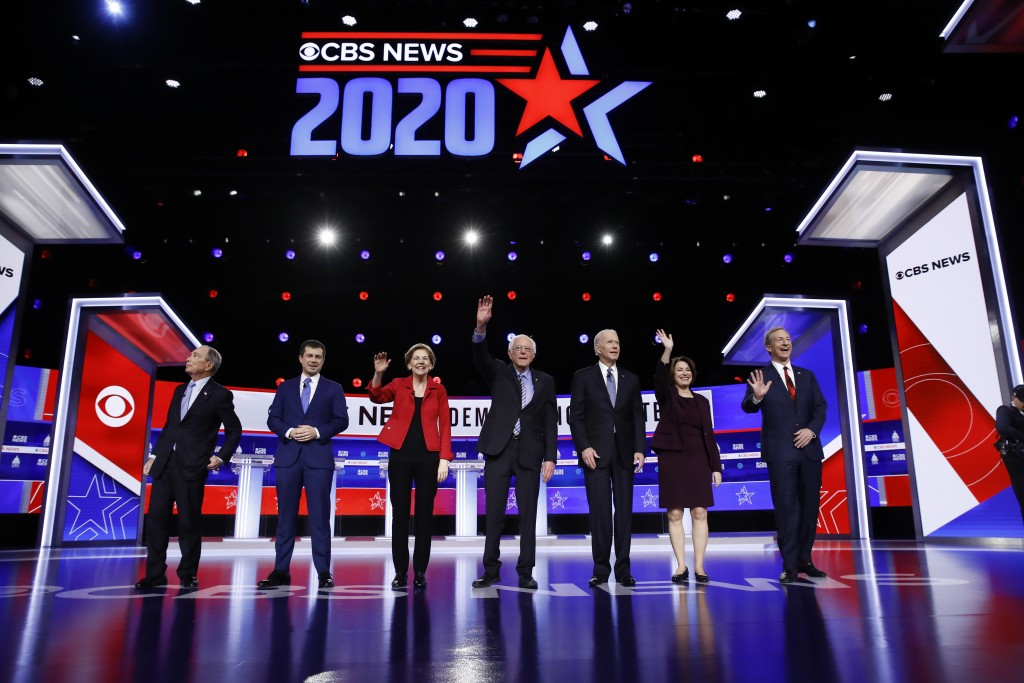 Aptopix Election 2020 Debate