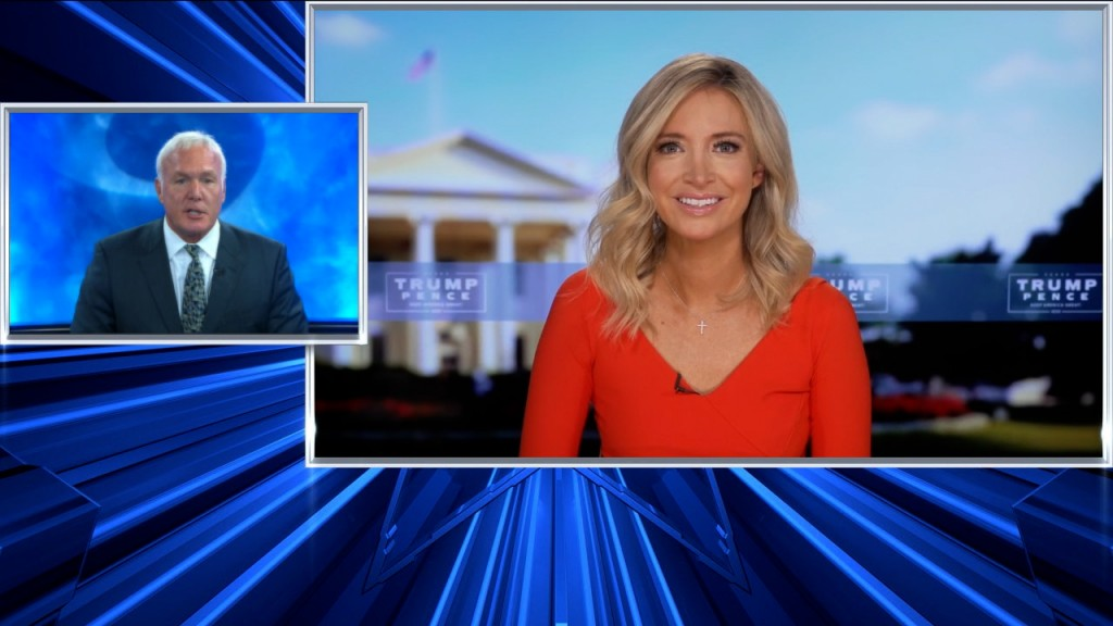 Kayleigh Mcenany Interview
