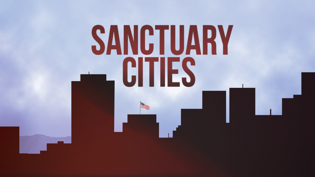 Sanctuary Cities Graphic