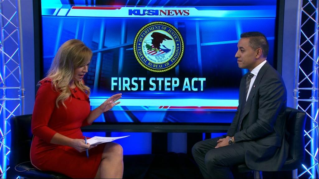 Vik Bajaj First Step Act