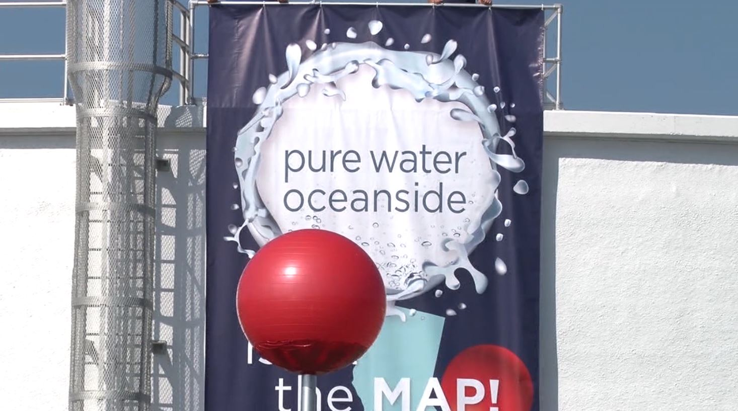 Oceanside breaks ground on advanced water purification plant - - KUSI