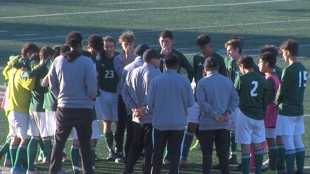 3/3/20 Boys Soccer: Norwalk 1, Helix 0