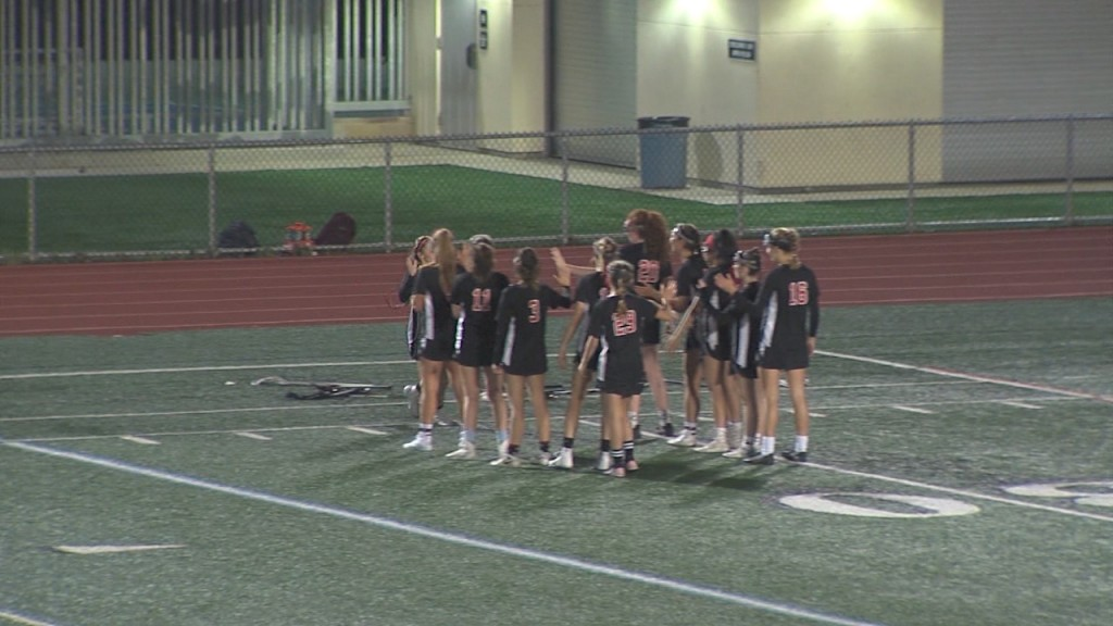 3/4/20 Girls Lacrosse: La Jolla 18, Canyon Crest Academy 3
