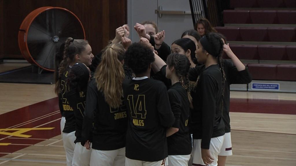 3/5/20 Girls Basketball: Point Loma 53, Ganesha 46