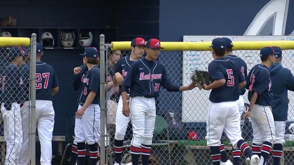 3/9/20 Baseball: La Jolla 3, Montgomery 1