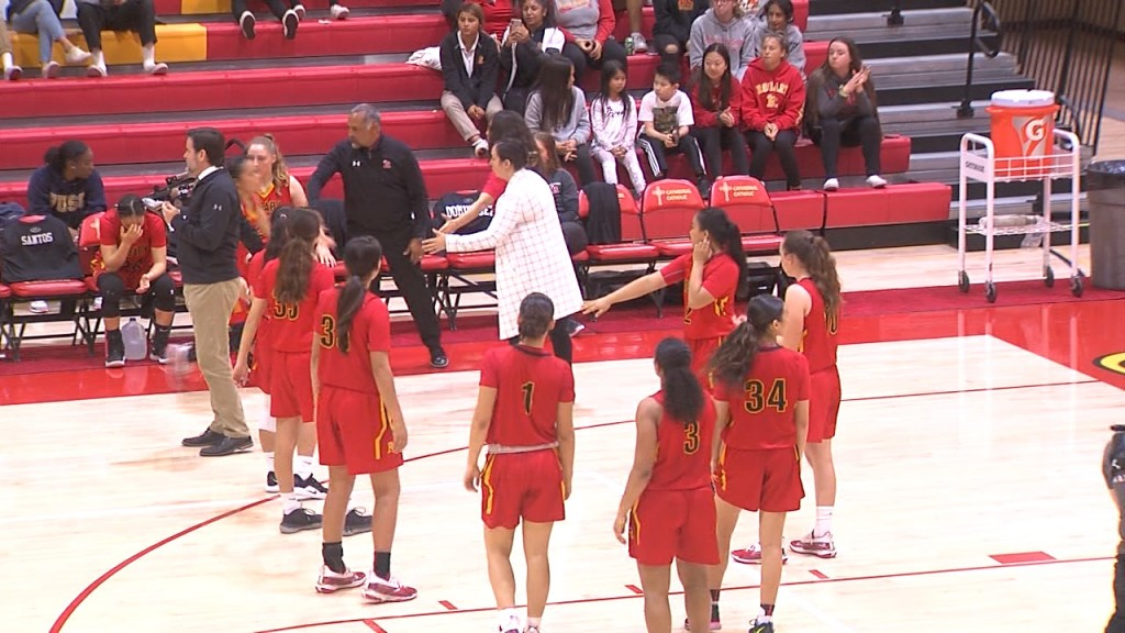3/10/20 Girls Basketball: Rosary Academy 55, Cathedral Catholic 48