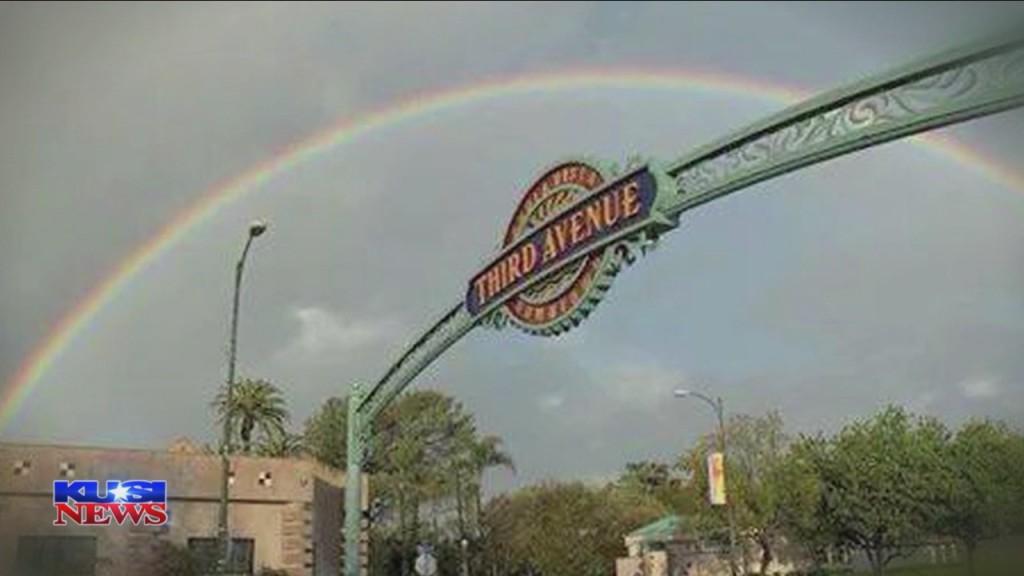 Dave's Double Rainbows