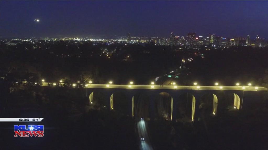 Wow Cabrillo Bridge