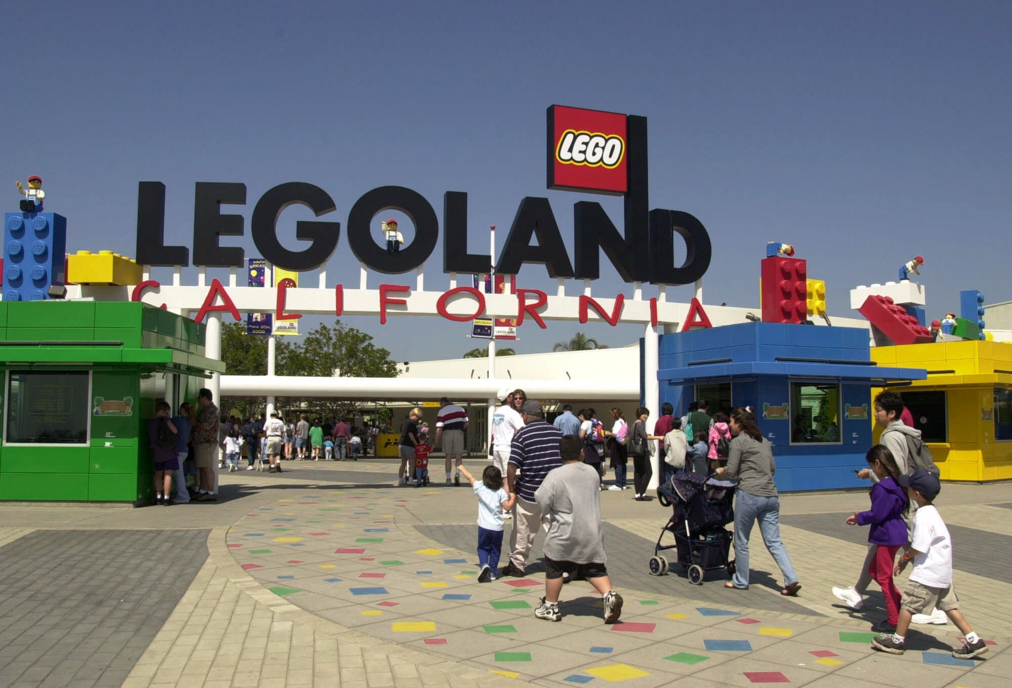 Photo of Disneyland and Legoland California extends closure – | KUSI