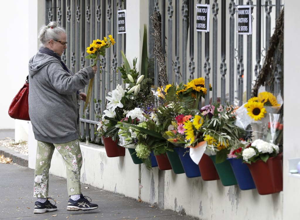 New Zealand Mosque Shooting Anniversary