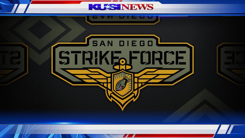 Bam Strikeforce 1