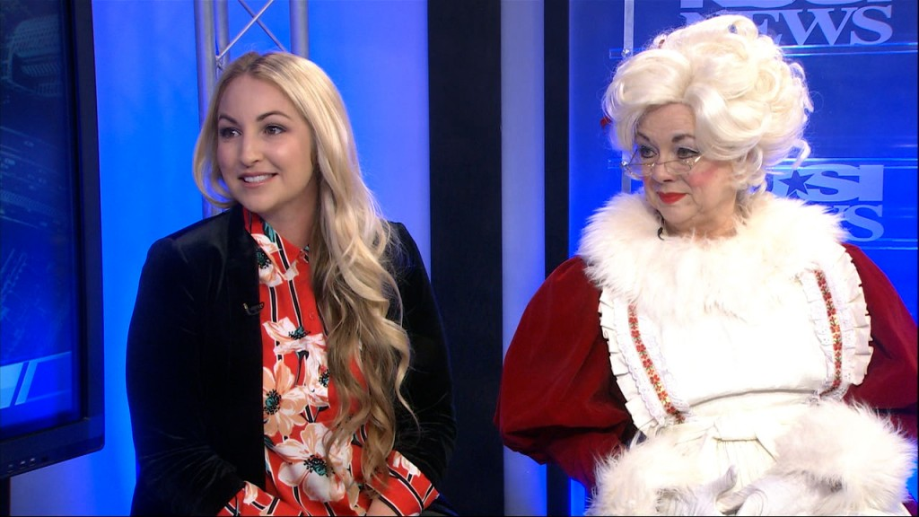 Brittany Skipper And Mrs Claus