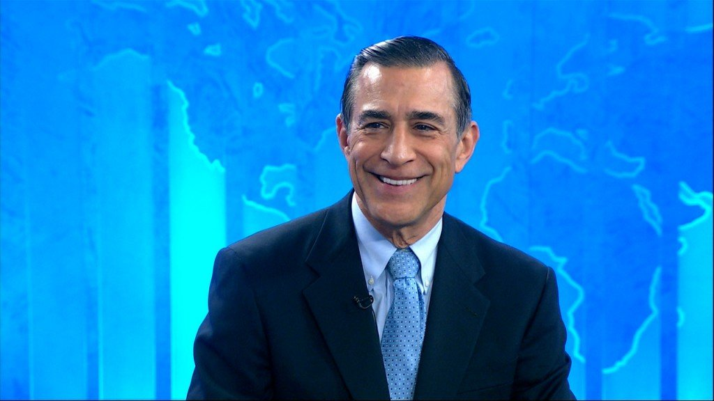 Darrell Issa After Super Tuesday Results
