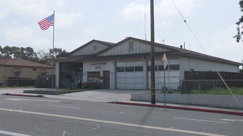 Chula Vista Fire Station