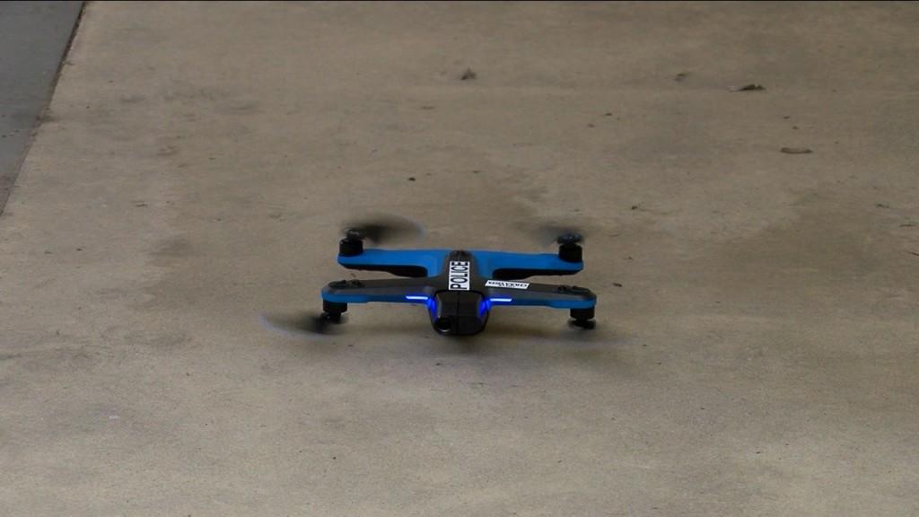 Cvpd Drones