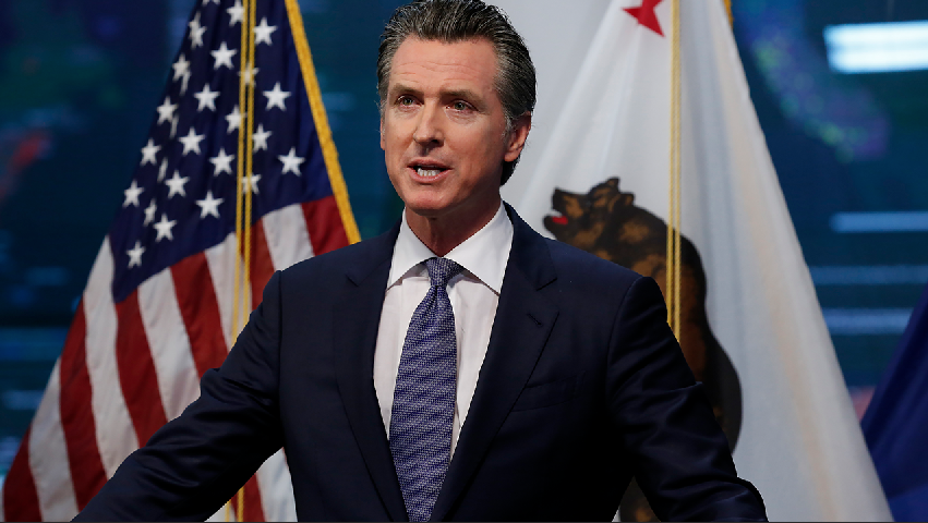 Gavin Newsom Covid Announcement