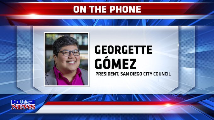 Georgette Gomez Phoner