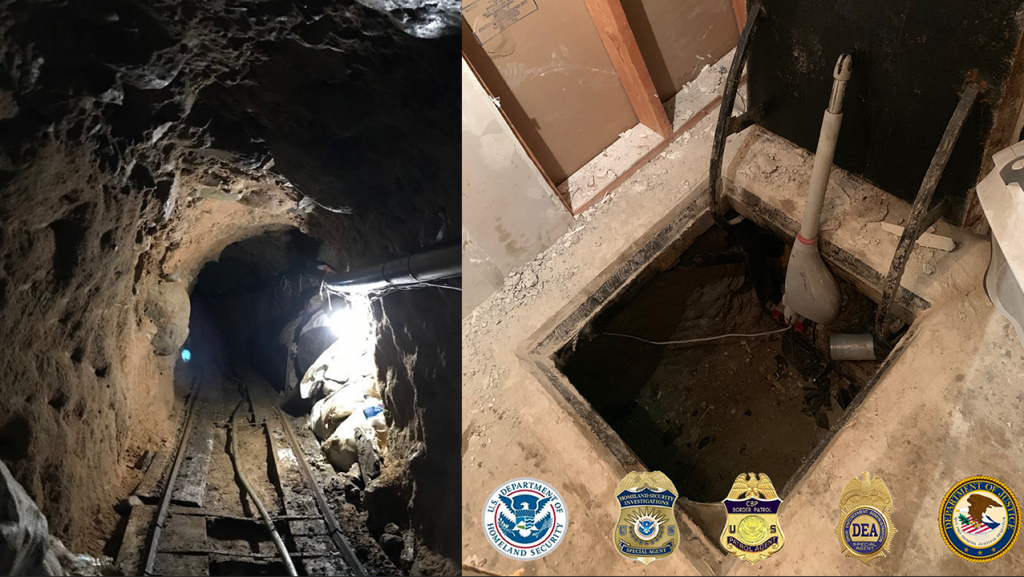 Tijuana To Otay Mesa Tunnel Discovered Featured
