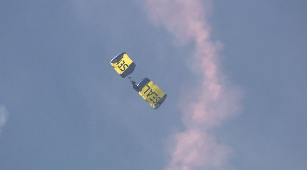 Us Navy Parachute Team