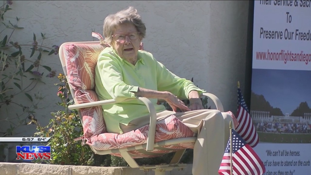 Woman Turns 104 With Drive By Birthday Parties
