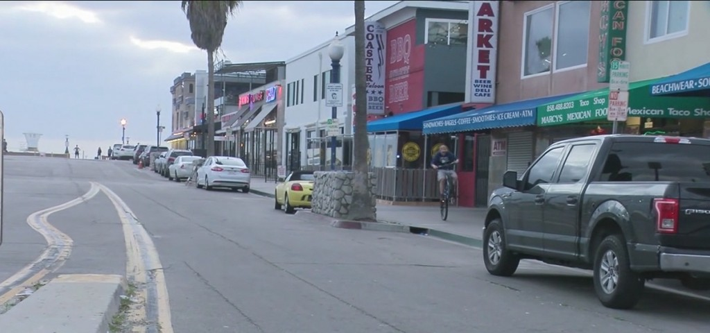 Mission Beach Covid 19 Road Closure Cases Small Businesses To Suffer