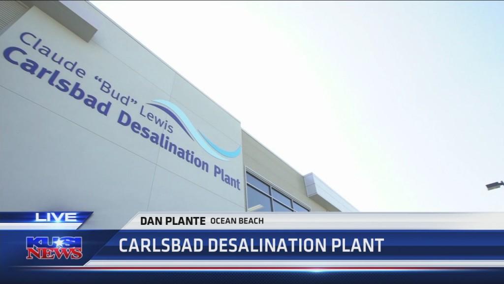 Carlsbad Desalination Plant Covid 19