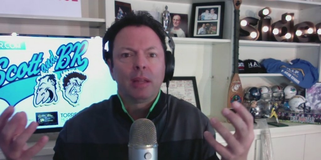 Scott Kaplan On Sports News