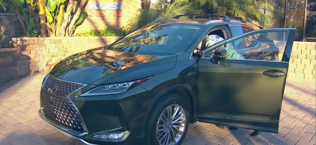 Dave Stall: 2020 Lexus