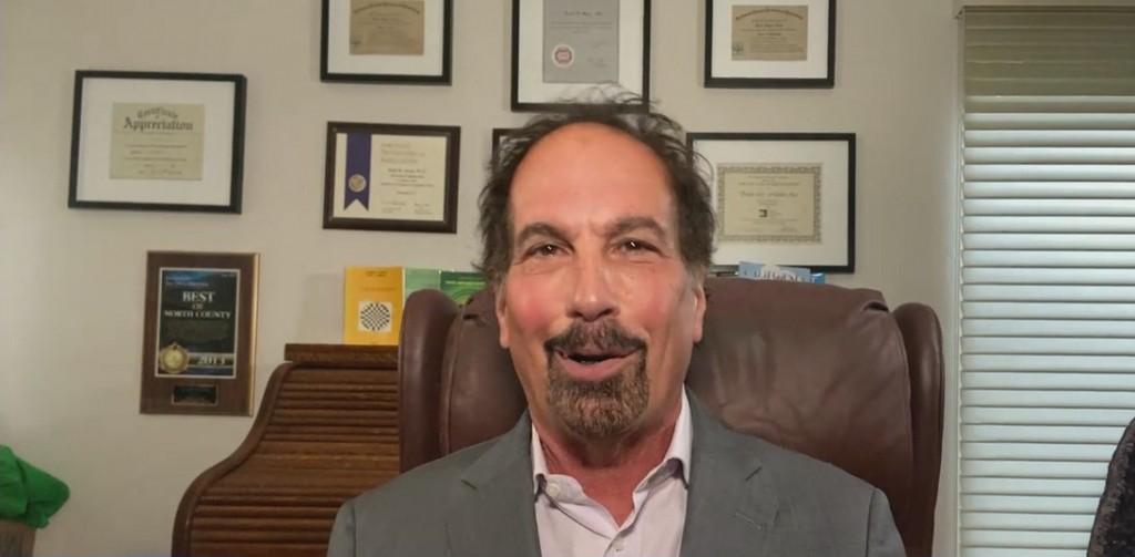 Stress Tips During Quarantine Dr. Brian Alman
