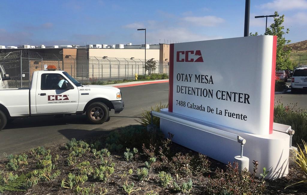 Virus Outbreak Immigration Detention