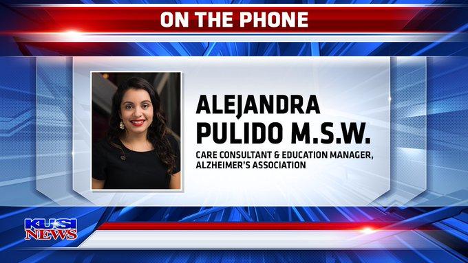 Alejandro Pulido Alzheimers Association