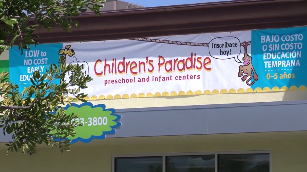 Children's Paradise Childcare For Healthcare Workers