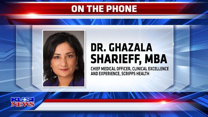 Ghazala Sharieff