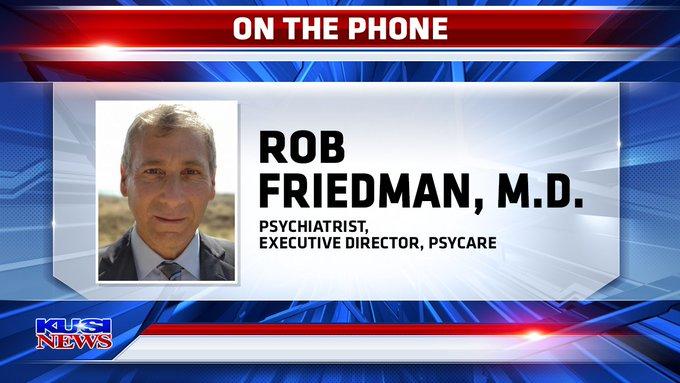 Rob Friedman Phoner